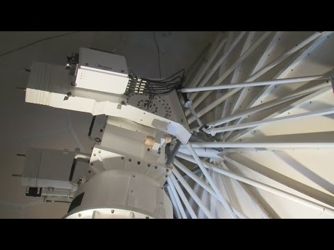 A rare look inside National Weather Service Doppler radar