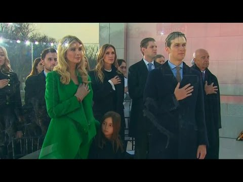 Trump Inauguration | Washington Welcomes a Powerful First Family