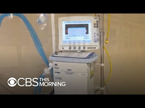States Forced Into Bidding War Over Medical Equipment