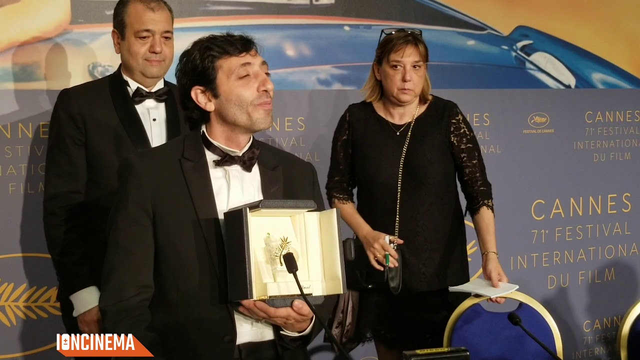 Best Actor Winner Dogmans Marcello Fonte 2018 Cannes Film