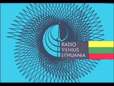 Radio Vilnius - December 1989 broadcast