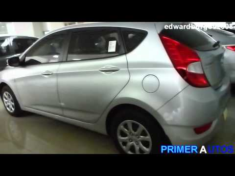 Hyundai Accent i25 Hatchback 2012 al 2013 colombia FULL HD