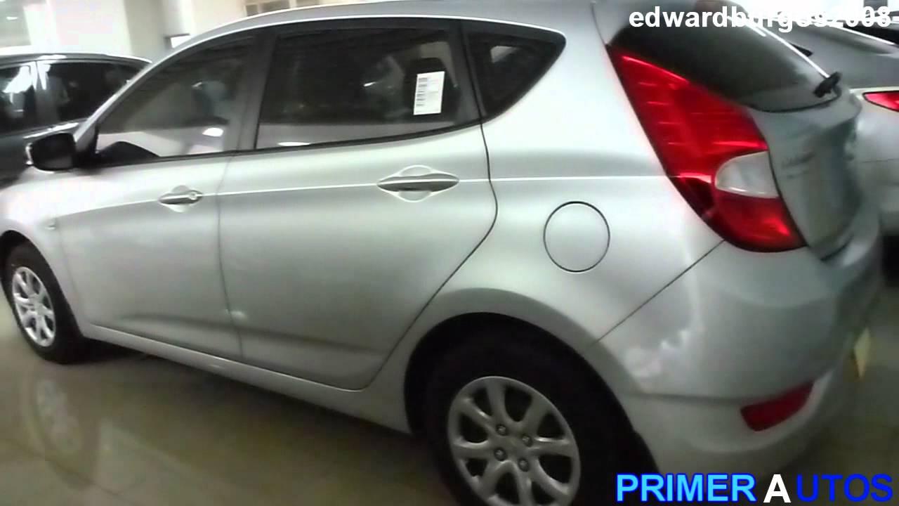 Hyundai Accent Hatchback >> Hyundai Accent i25 Hatchback 2012 al 2013 colombia FULL HD - YouTube