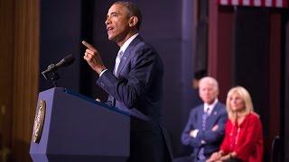 "The President Speaks on His ""America"