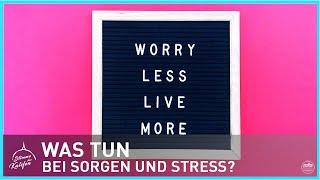 Was tun bei Sorgen und Stress ? | Stimme des Kalifen