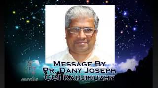Message Pr.Dany Joseph (22/01/2017)
