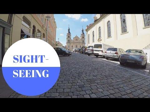 Sightseeing in Ludwigsburg in GERMANY