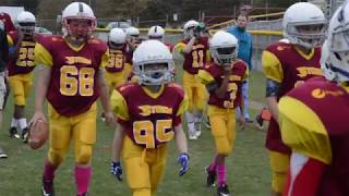 Hickory Storm Hype- Best Youth Football Hype Video