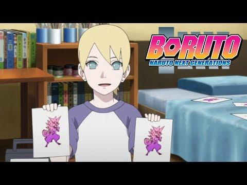 Boruto Episode 15 Naruto Speaks with Sasuke!! Boruto Vs Ino
