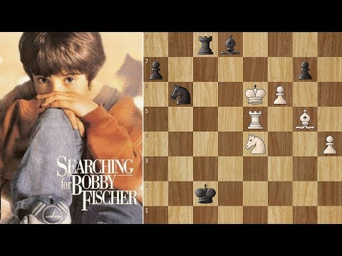 Searching For Bobby Fischer - Final Game From The Movie