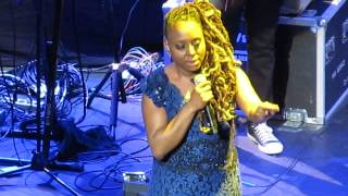 Ledisi, Alright (w/Old & New School Scatting and Encouragement)