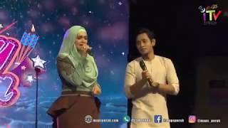 Dato Seri Siti Nurhaliza & Khai Bahar -  Cinta Syurga [LIVE Funtasy Raya]