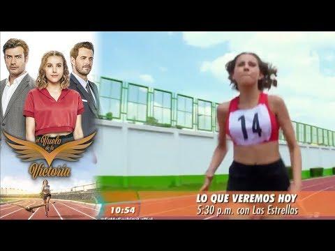 El vuelo de la Victoria | Avance 16 de agosto | Hoy - Televisa