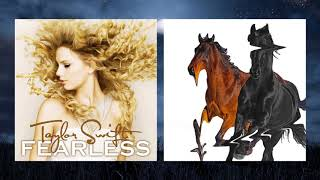 Baixar You Belong With Me vs. Old Town Road (MASHUP) Taylor Swift, Lil Nas X, Billy Cyrus