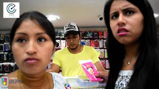 CUANDO TE ROBAN EL CELULAR (GUAYAQUIL) - MARCOS OTAVALO