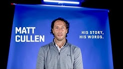 Matt Cullen: His Story, His Words | Matt Cullen Retirement Pittsburgh Penguins