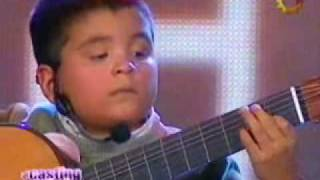 "Julio Silpitucla - La cumparsita"""
