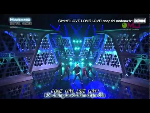 [Vietsub] Beautiful Hangover BIG BANG [Live ]