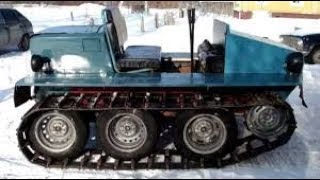 Amazing Homemade Vehicles 5