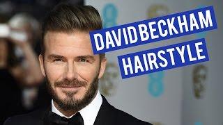 David Beckham (Star Wax Clay Review)   Men