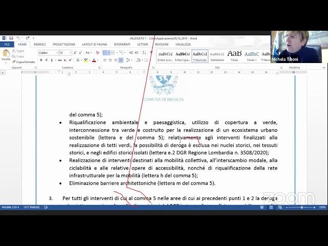 Commissione Urbanistica - 19/02/2020