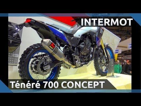 Tenere  World Raid Concept - Intermot
