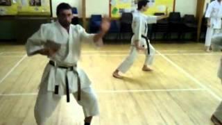 Goju Ryu - Shisochin Kata - Oxford Karate Academy