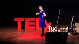Todos pueden cantar | Melina Imhoff | TEDxTucuman