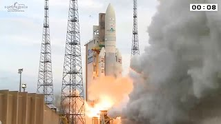 Ariane 5 flight VA225 liftoff