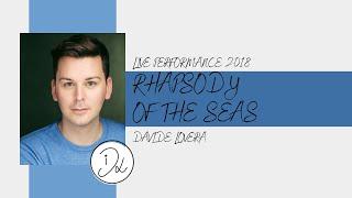 Rhapsody of the Seas - Davide Lovera Live Performances 2018