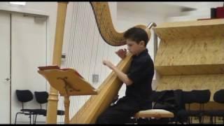 Harp Music: Il Papagallo by Elias Parish Alvars