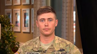 Transgender National Guardsman speaks out on Trump's ban