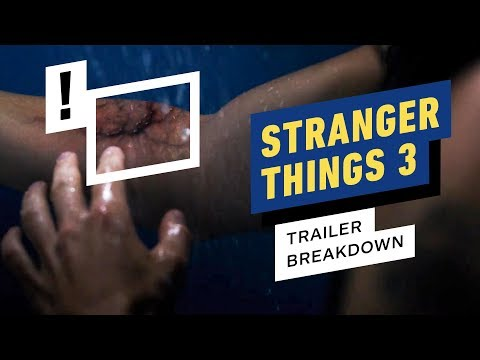 Stranger Things 3 Trailer Breakdown - Is the Mind Flayer in Hawkins?