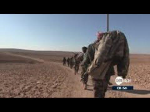 سوريا الديمقراطية تسيطر على بلدة السوسة بريف ديرالزور  - نشر قبل 59 دقيقة