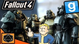 FALLOUT 4 Gmod Crawl Out Through The Fallout Baby