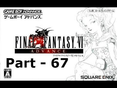 Let's Play Final Fantasy VI Advance Part 67: Returning to Civilization