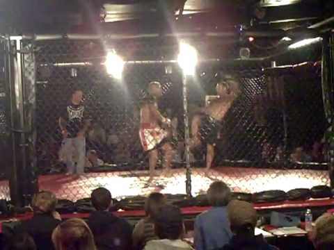 Andrew McBride Vs Lucas Thomas MMA Fight