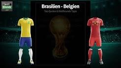 Tipps, Tricks & Teamcheck! WM 2018 Brasilien - Belgien