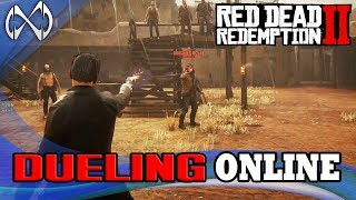 QUICK and the DEAD - Revolvers ONLY - Dueling Red Dead Online