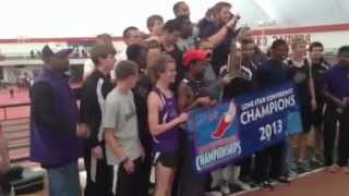 Abilene Christian wins Lone Star Conference Men