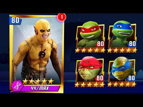 Ninja Turtles Legends PVP HD Episode - 547 - Leo And Raph Teams #TMNT