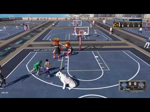 Prove S2p Cant hold us :NBA 2k16 MY PARK