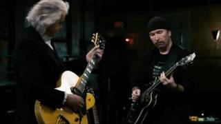 Video Jimmy Page, The Edge & Jack White -  In My Time Of Dying (It Might Get Loud) download MP3, 3GP, MP4, WEBM, AVI, FLV Agustus 2018