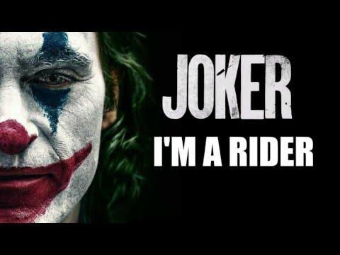 I'M A RIDER Ft JOKER (HD) | SATISFYA | Tamil Multiverse