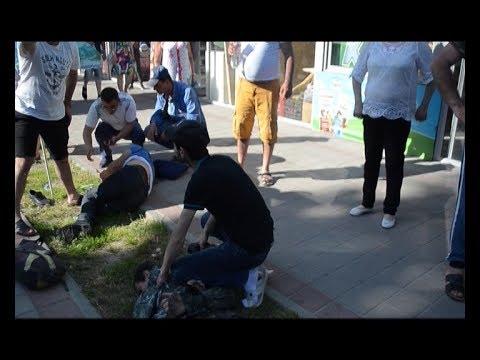 Стали известны подробности дерзкого угона 16 мая в Анапе на улице Гребенская