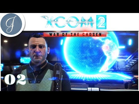 XCOM 2 War of the Chosen Gameplay, 02   ▶Operation Lithium Line◀  Modded Roleplay
