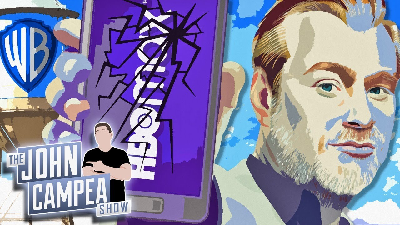 Christopher Nolan Attacks WB HBO Max Move Directors May Boycott - The John Campea Show