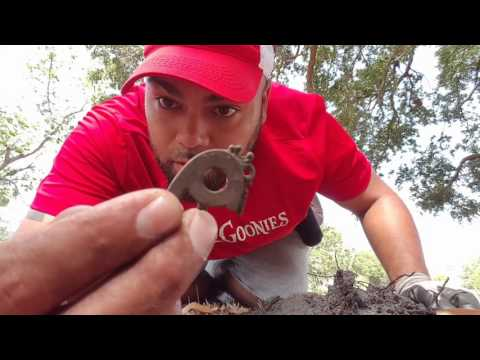 "Metal Detecting Kissimmee's History ""Digging Up History One Beep At A Time"""