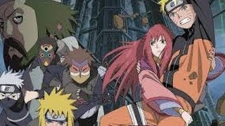Naruto Shippuden Movie 4 Ending (IF) Full