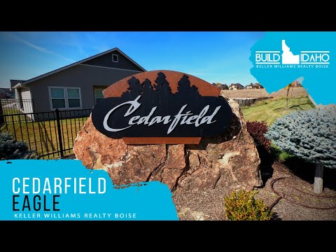 Homes For Sale At Cedarfield Subdivision In Eagle Idaho